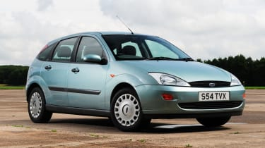 Ford Focus Mk1 - front static