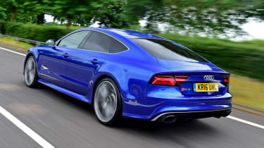 Audi RS7 Performance - rear