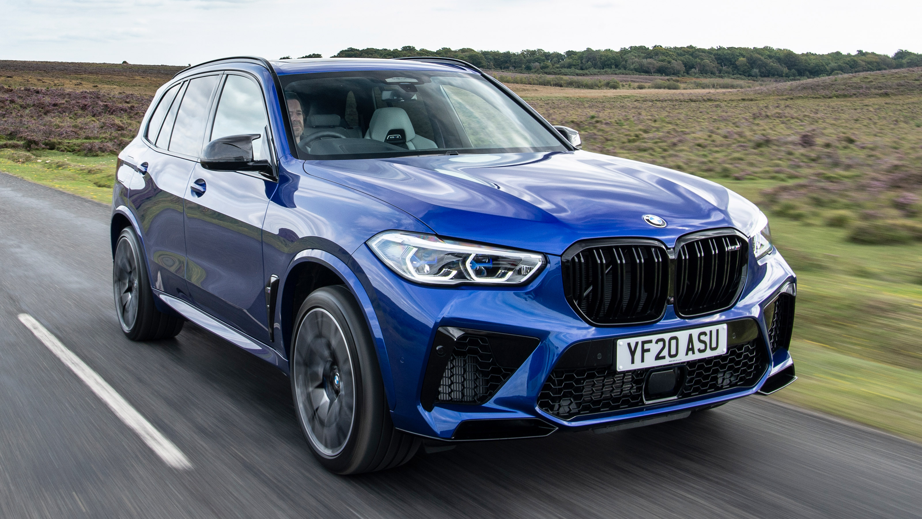 New Bmw X5 M Competition 2021 Review Auto Express
