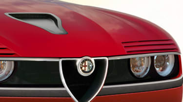 Alfa Romeo Montreal - Most Wanted Cars - grille