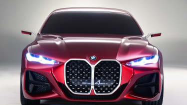 BMW Concept 4 Series - full front