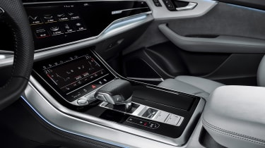 New Audi Q8 - interior