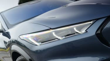Ford Mustang Mach-E Extended Range AWD - front light