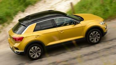 Volkswagen T-Roc Active - rear above