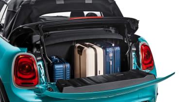 MINI Convertible studio - luggage