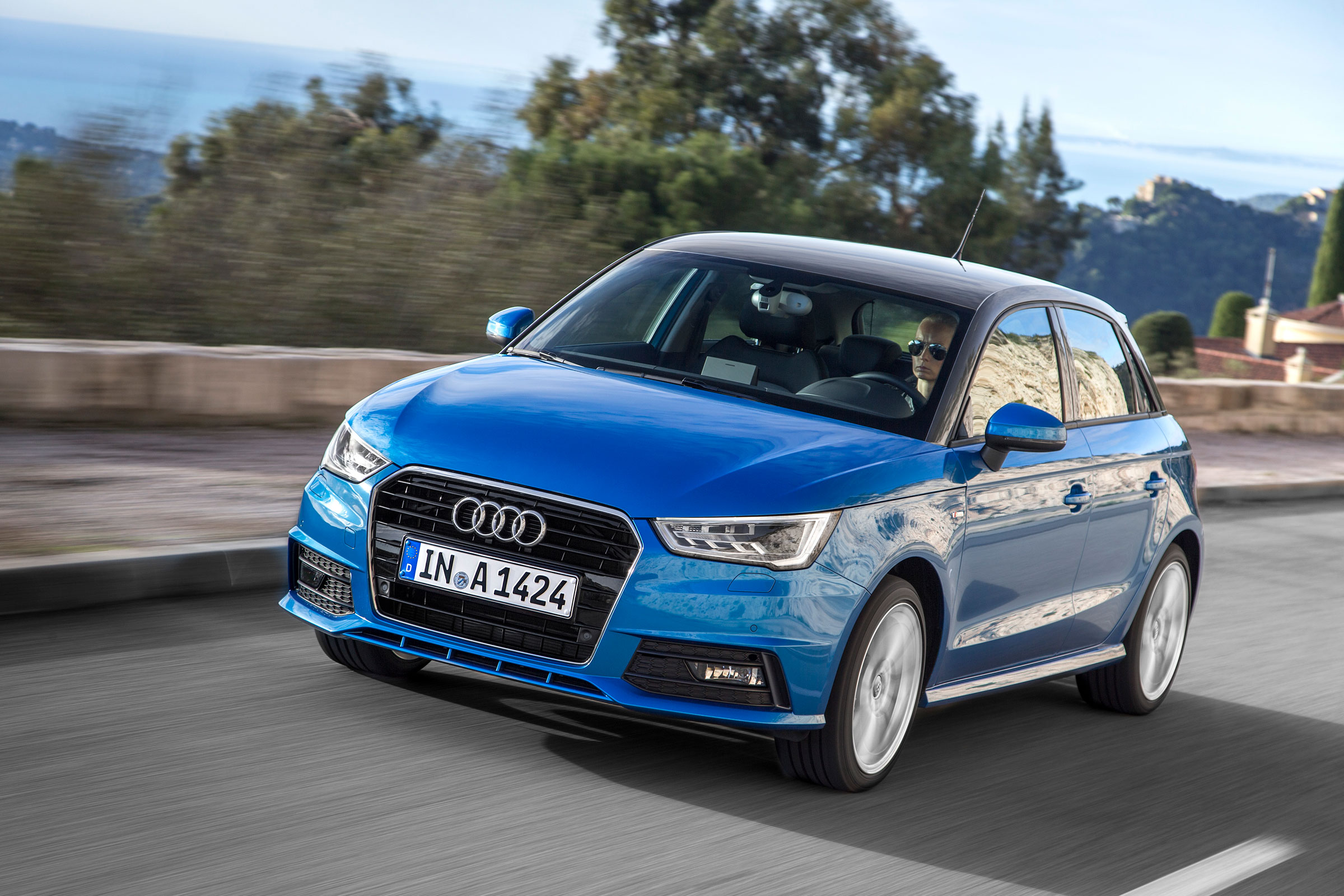 Audi A1 Facelift 1 4 Tsi Review Auto Express