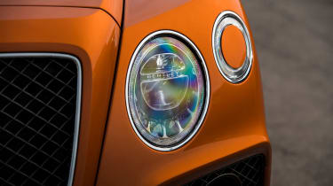 Bentley Bentayga Speed - front light