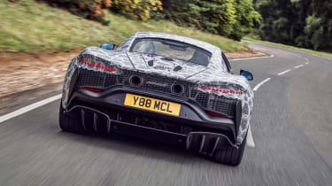 McLaren Artura - spyshot 2