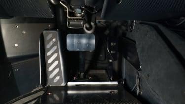 New Lamborghini Essenza SCV12 2021 review - pedals