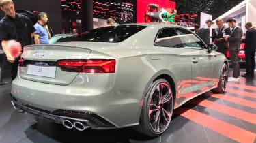 Audi S5 2019 - rear