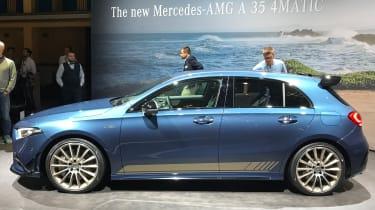 Mercedes-AMG - Paris - Side