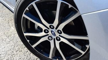 Subaru Impreza - wheel