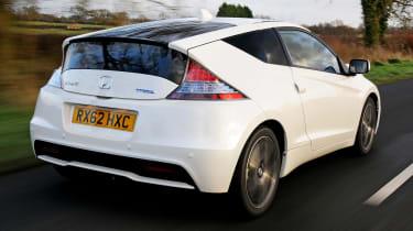 Honda CR-Z GT - rear