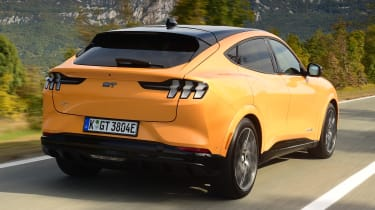 Ford Mustang Mach-E GT - rear