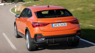 Audi Q3 Sportback - rear