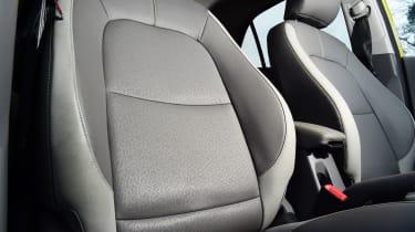 Kia Picanto - seat