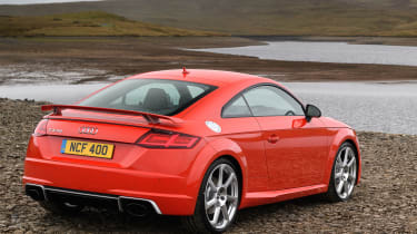 Audi TT RS 2016 - rear quarter