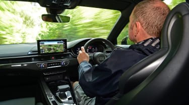 Audi RS 4 Avant long termer first report - Steve Sutcliffe