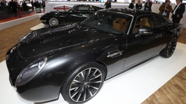 David Brown Automotive Speedback Silverstone Edition front