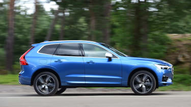 Volvo XC60 T8 - side