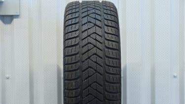 2017/18 winter tyre test - Pirelli Sottozero 3