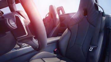 BMW Z4 - seats