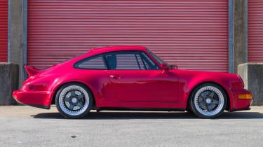 Porsche 911 Everrati - side