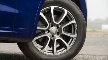 Maserati Levante used review - wheel
