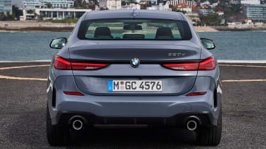 BMW 2 Series Gran Coupe - full rear