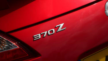 Nissan 370Z GT – 370Z badge