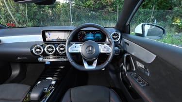 Mercedes A-Class long-term test review - interior