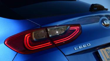Kia Ceed tail light