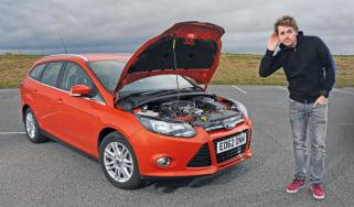 Ford Focus Estate front static header