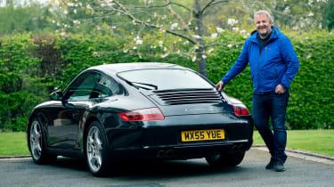 Porsche 911 feature - rear