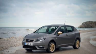 SEAT Ibiza 2015 facelift  - static