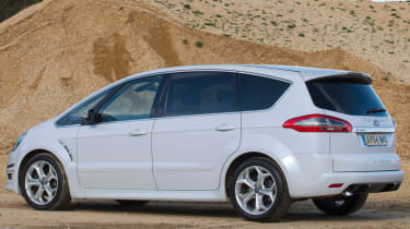 Used Ford S-MAX review rear quarter