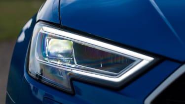 Audi RS3 Sportback - front light