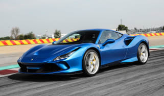 Ferrari F8 Tributo - front