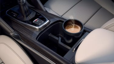 Renault Koleos - cup holder