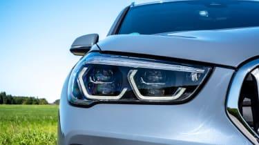 BMW X1 - front light