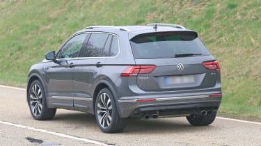 Volkswagen Tiguan R - spyshot 6