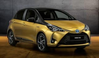 Toyota Yaris Y20 Launch Edition - front
