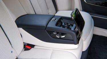 Rolls-Royce Bespoke Audio - control