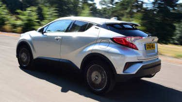 Toyota C-HR - rear