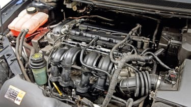Used Ford Focus engine