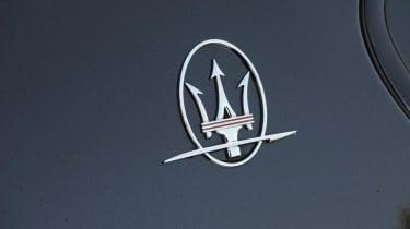Maserati GranTurismo MC Stradale badge
