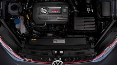 Volkswagen Golf GTI TCR - engine