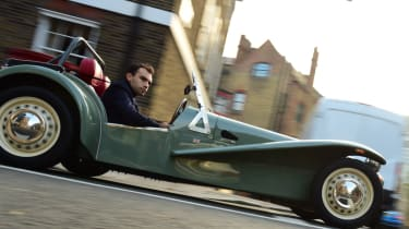Caterham Seven road trip - header