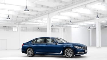 BMW 7 Series THE NEXT 100 YEARS - front three quarter