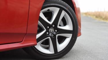 Toyota Prius - wheel detail